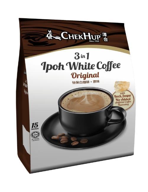 Chek Hup 3 In 1 White Coffee Original